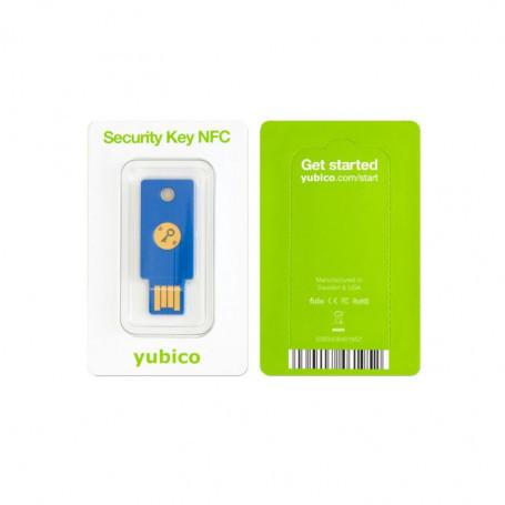 YUBICO FIDO2 U2F NFC Sicherheitsschlüssel