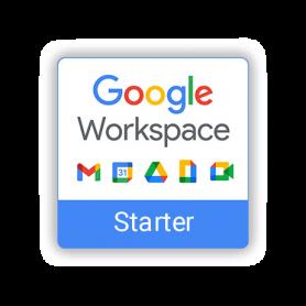 Google workspace Business Starter licence 1an