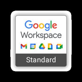 Google workspace Business Standard licence 1an