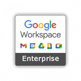 Google workspace Enterprise  1 year license