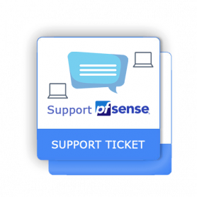 Support Ticket pfSense 2 Interventionen