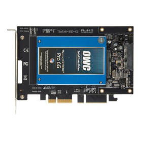 Sonnet Tempo SSD SATA 6 Gb/s - Carte PCIe 2.0