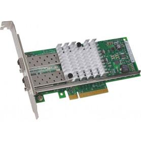Sonnet Presto 10GbE SFP + - PCIe 10 Gigabit Ethernet card 2 SFP + ports