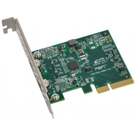 Sonnet Allegro USB-C carte PCie 2 ports Mac/Win