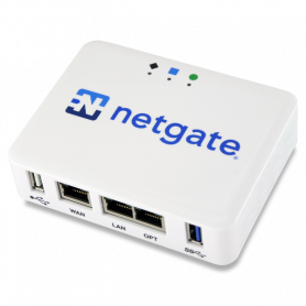 Netgate SG-1100 Security Appliance mit pfSense-Software