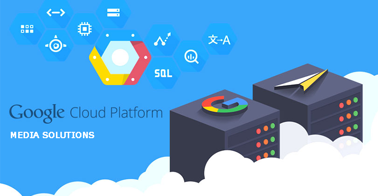 google cloud platform media solutions