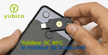 yubikey 5c nfc image in network